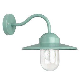 KS Verlichting Dolce Aplique Verde, 1 luz