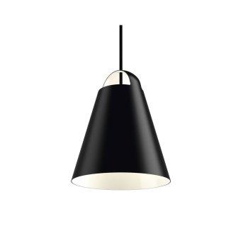 Louis Poulsen ABOVE Lámpara Colgante Negro, 1 luz