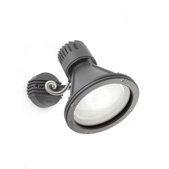 Faro PROJECT Foco para exterior Gris, 1 luz