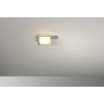 Bopp Lamina Lámpara de Techo LED Aluminio, 1 luz