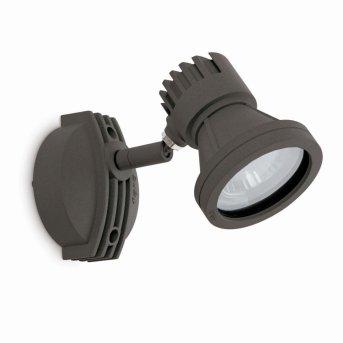 Faro MINI-PROJECT Foco para exterior Gris, 1 luz