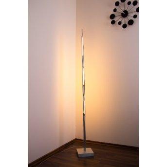 Escale SILK Lámpara de pie LED Aluminio, 1 luz