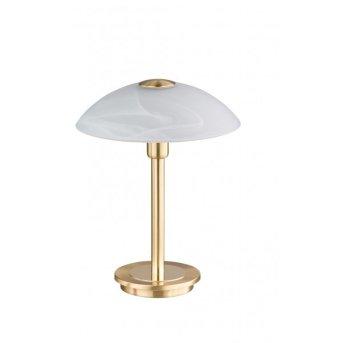 Paul Neuhaus ENOVA Lámpara de mesa Latón, 1 luz