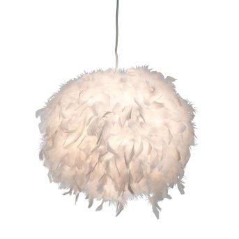 Nino Leuchten DUCKY Lámpara Colgante Blanca, 1 luz