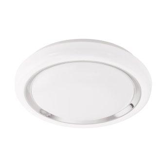 Eglo CAPASSO-C Lámpara de Techo LED Blanca, 1 luz, Cambia de color