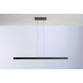 Bopp NANO Lámpara Colgante LED Antracita, 2 luces