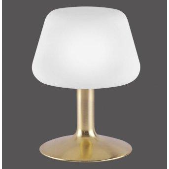 TILL Lámpara de Mesa LED Latón, 1 luz