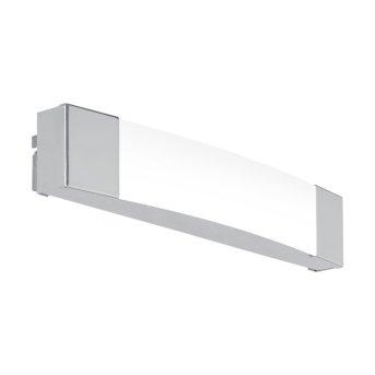 Eglo SIDERNO Lámpara de espejos LED Cromo, 1 luz