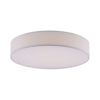 Leuchten Direkt Ls-KIARA Lámpara de Techo LED Blanca, 1 luz, Mando a distancia, Cambia de color