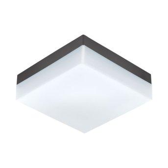 Eglo SONELLA Lámpara de Techo LED Antracita, 1 luz