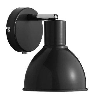 Nordlux POP Aplique Negro, 1 luz