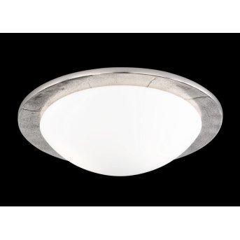 Fischer SHINE Lámpara de techo Níquel brillo, 2 luces