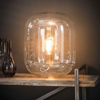 Luttelgeest Lámpara de Mesa Transparente, claro, 1 luz