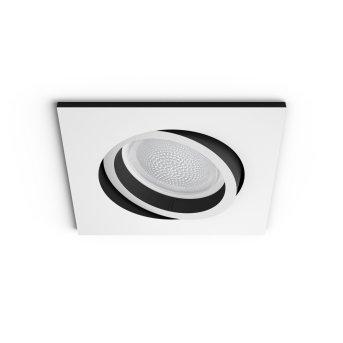 Philips Hue Ambiance White & Color Centura Spot incorporado, extensión Blanca, 1 luz, Cambia de color