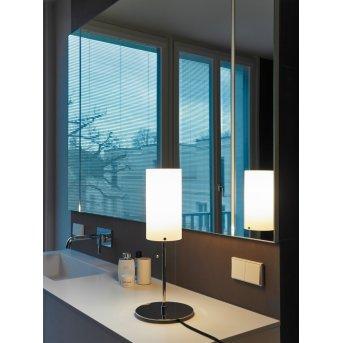 Tecnolumen TLWS 4 Lámpara de mesa Níquel-mate, 1 luz