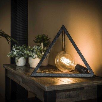 Haskerland Lámpara de Mesa Antracita, 1 luz