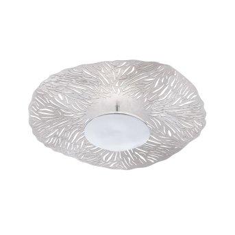 Fischer & Honsel Coral Lámpara de Techo LED Cromo, 1 luz