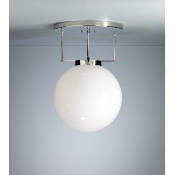 Tecnolumen DMB 26 Lámpara de techo Níquel brillo, 1 luz