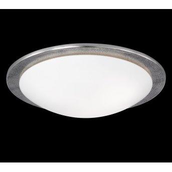 Honsel SHINE ALU Lámpara de Techo Níquel-mate, 3 luces