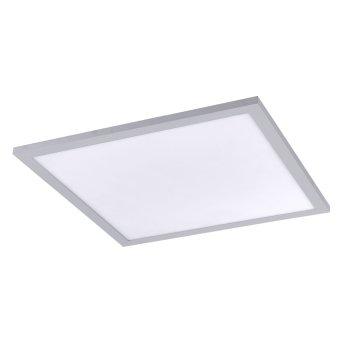 Leuchten Direkt FLAT Lámpara de Techo LED Plata, 1 luz