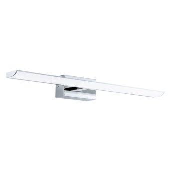 EGLO connect TABIANO-C Lámpara de espejos LED Cromo, 1 luz, Cambia de color