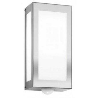 Cmd Aqua Rain Aplique Acero inoxidable, 1 luz, Sensor de movimiento