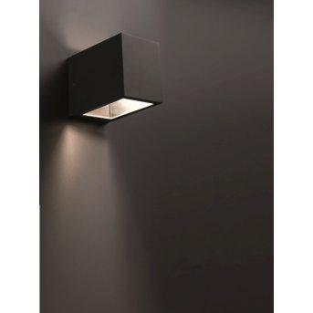 Faro Lacre Aplique para exterior Antracita, 1 luz