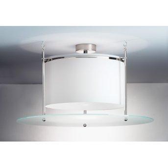 Tecnolumen DMB 30 Lámpara de techo Níquel-mate, 1 luz