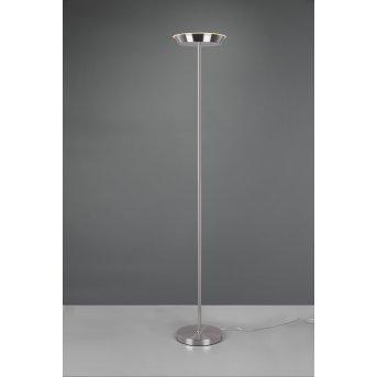 Reality Swona Lámpara de Pie LED Níquel-mate, 1 luz