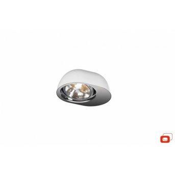 Lirio DOLOQ Foco para techo Blanca, 1 luz