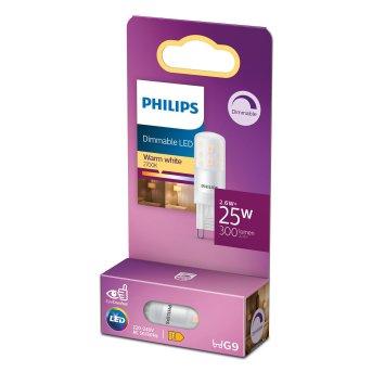 Philips LED G9 2,3 Watt 2700 Kelvin 215 Lumen