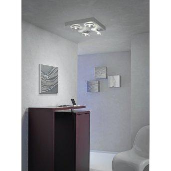 Escale SPOT IT Lámpara de techo LED Aluminio, 4 luces