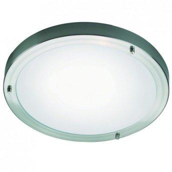 Nordlux ANCONA Lámpara de techo Acero inoxidable, 2 luces