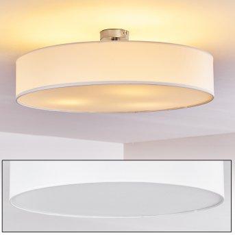 Foggia Lámpara de Techo Níquel-mate, 3 luces