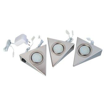 Lámpara para armarios Nino Leuchten LEDO Blanca, 1 luz