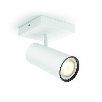 Philips Hue Ambiance White Buratto Extensión del punto del techo Blanca, 1 luz