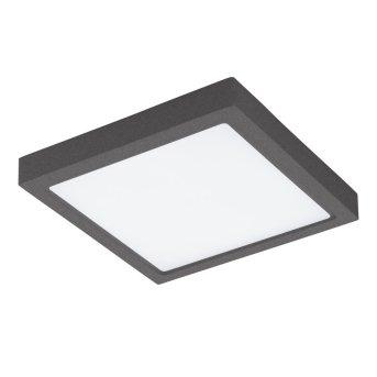 Eglo ARGOLIS Lámpara de Techo LED Antracita, 1 luz