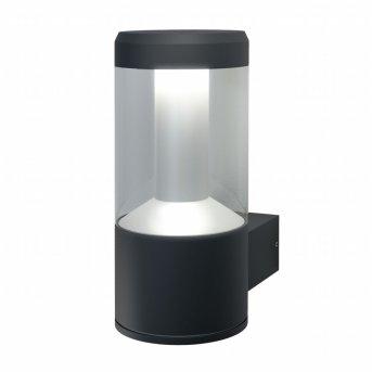 LEDVANCE SMART+ Aplique para exterior Gris, 1 luz, Cambia de color