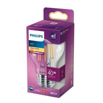 Philips LED E27 4 Watt 2700 Kelvin 470 Lumen