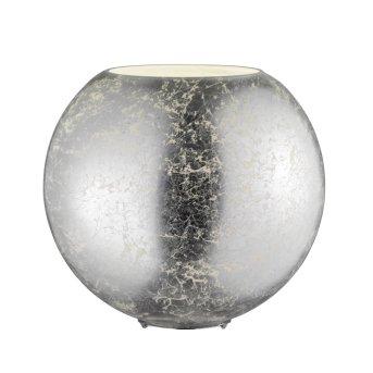 Wofi FARA Lámpara de escritorio Plata, 1 luz