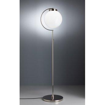 Tecnolumen DSL 23 Lámpara de pie Níquel brillo, 1 luz
