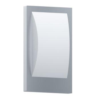 Eglo connect VERRES Aplique para exterior Acero inoxidable, Blanca, 1 luz