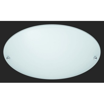 Trio 6196 Lámpara de techo Aluminio, Blanca, 1 luz