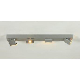 Bopp Elle Lámpara de techo LED Aluminio, 4 luces