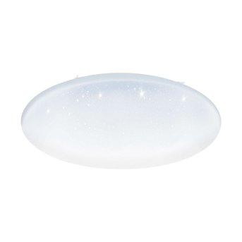 EGLO connect TOTARI-C Lámpara de Techo LED Blanca, 1 luz, Mando a distancia