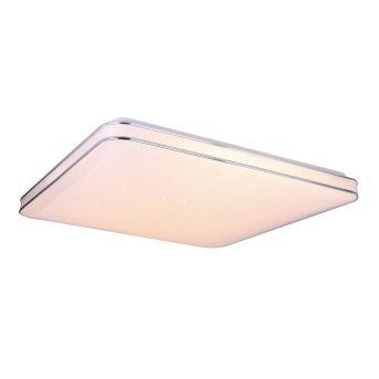 Globo LASSY Lámpara de Techo LED Blanca, 1 luz, Mando a distancia