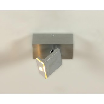 Bopp Elle Foco de techo LED Cromo, Aluminio, 1 luz