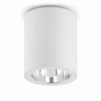 Faro Pote Lámpara de techo Blanca, 1 luz