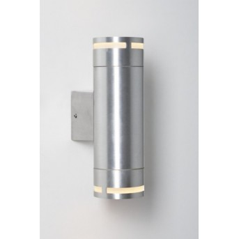 Nordlux Can Aplique Aluminio, 2 luces