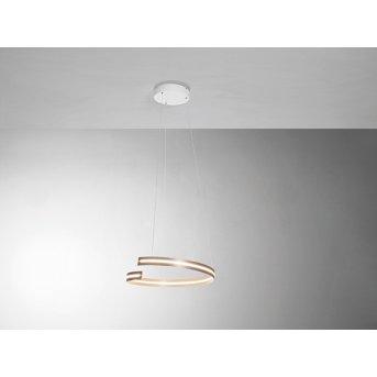 Bopp BREAK Lámpara Colgante LED Aluminio, 1 luz